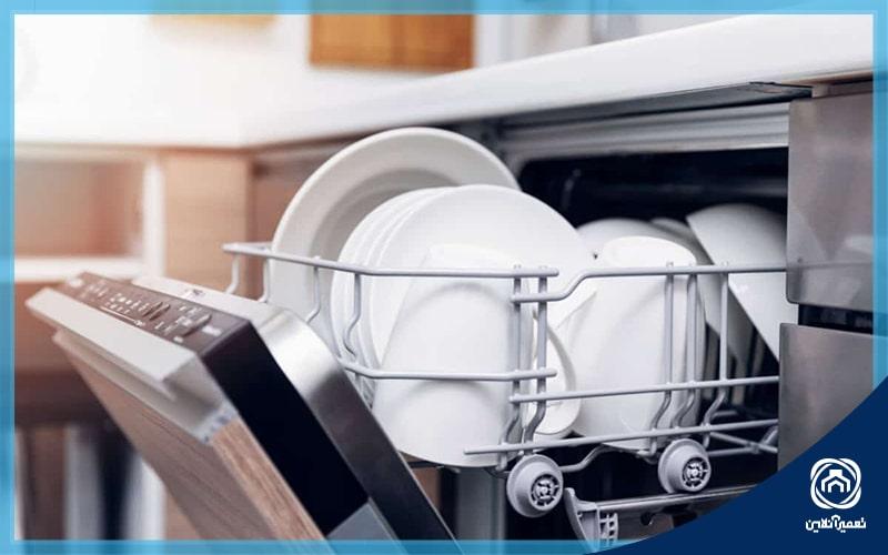 علت بروز ارور E27 ظرفشویی بوش