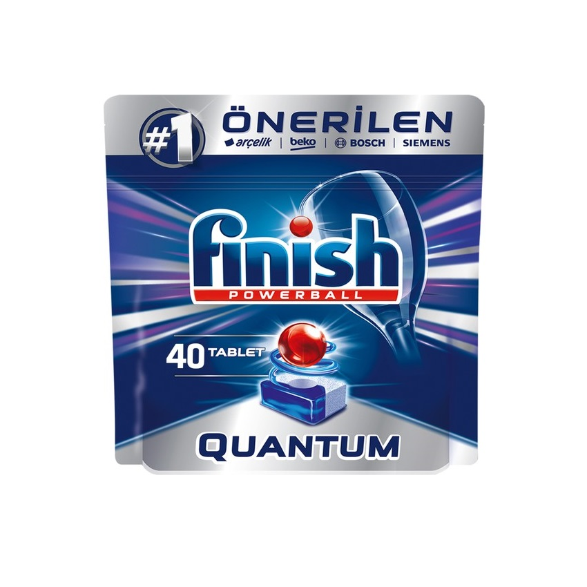قرص 40 عددی کوانتوم فینیش FINISH