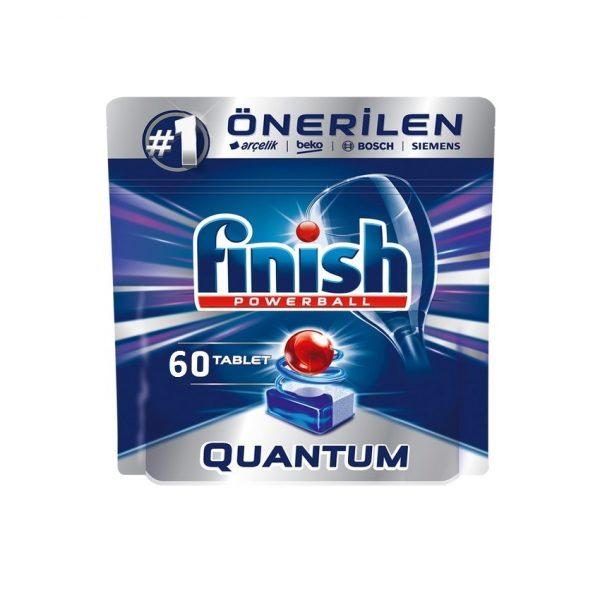 قرص 60 عددی کوانتوم فینیش FINISH