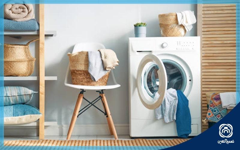 ماشین لباسشویی دوو
