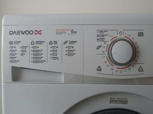 ارور PFE ماشین لباسشویی دوو و راهکار های آن