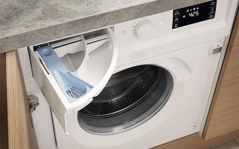 مخزن پودر لباسشویی