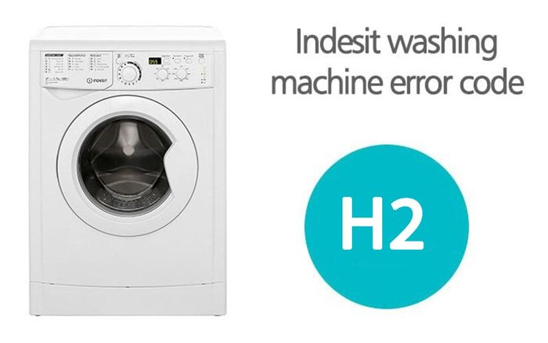 ارور H2 ماشین لباسشویی دوو