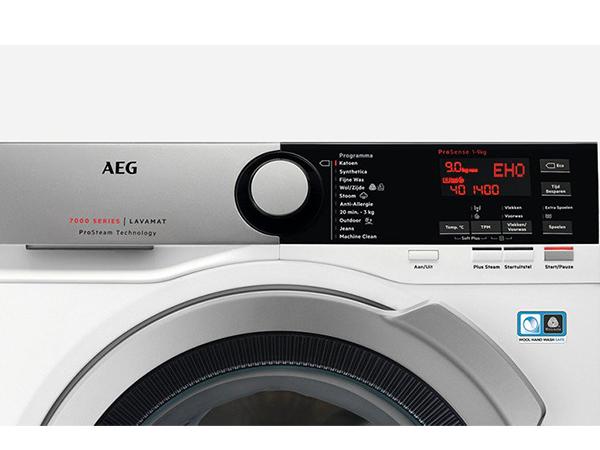 ارور e60 ماشین لباسشویی آاگ
