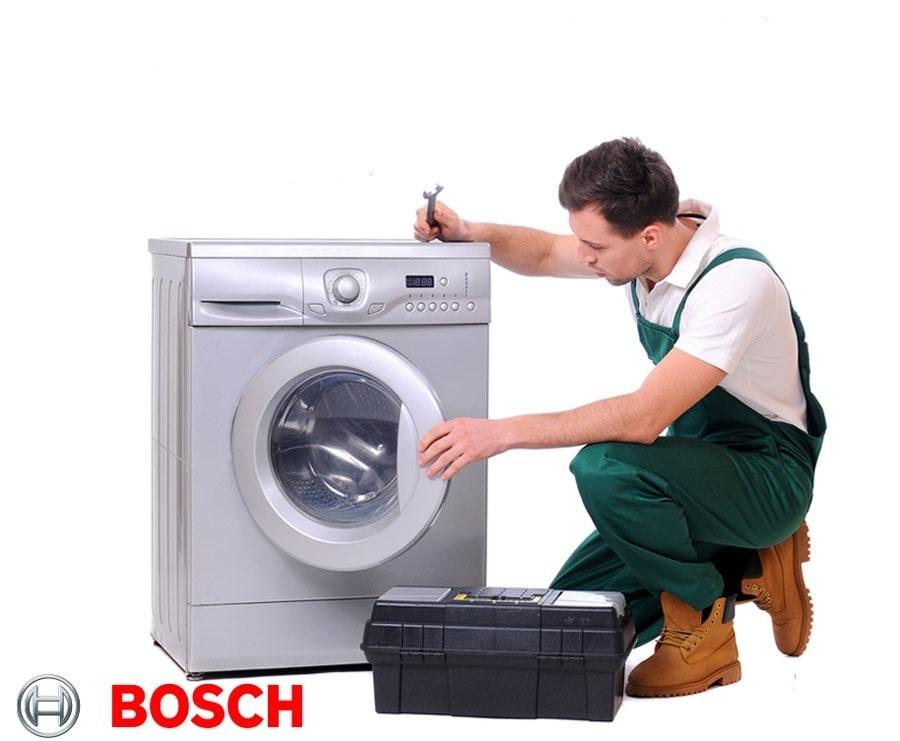 ریست کردن لباسشویی بوش