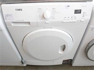 ارور E30 ماشین لباسشویی آاگ