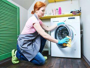 نگهداری از ماشین لباسشویی