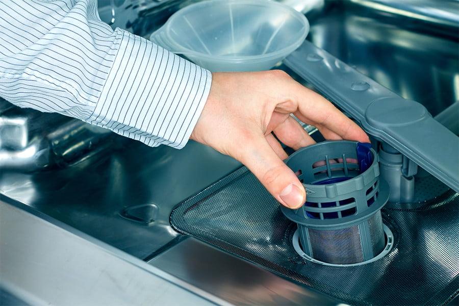 ارور ظرفشویی سامسونگ