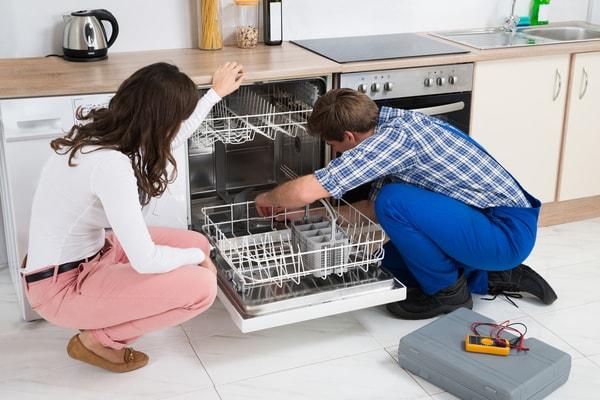 دلیل هر ارور ماشین ظرفشویی سامسونگ