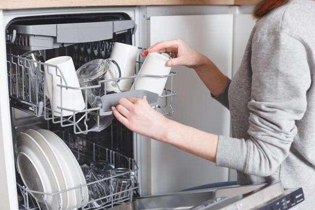 دفترچه راهنمای ماشین ظرفشویی سامسونگ