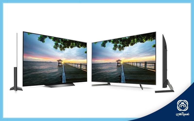 تفاوت تلویزیون LED با LCD